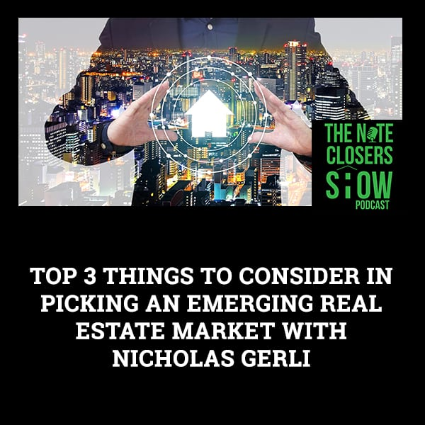 NCS 645 | Emerging Real Estate Market