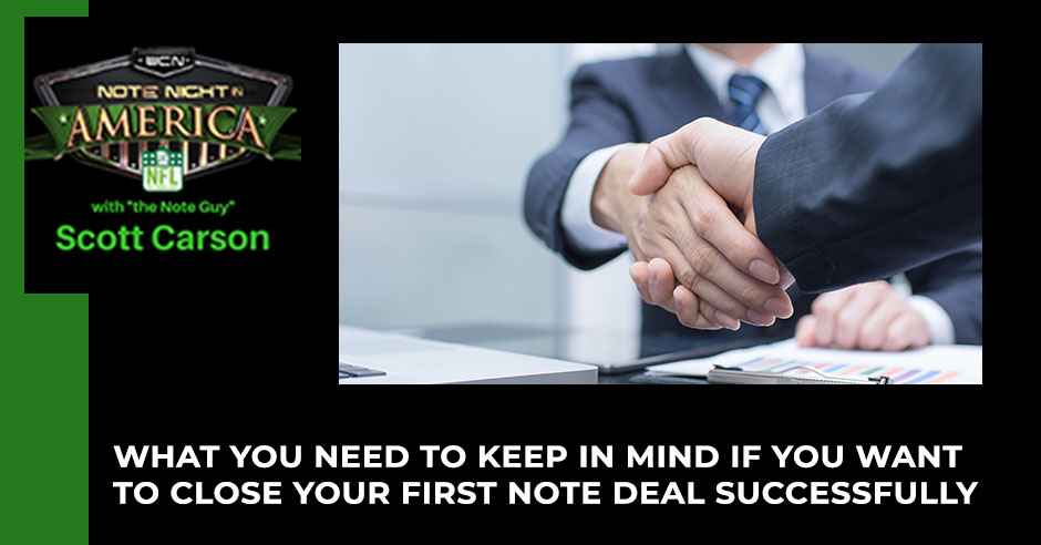NNA 86   First Note Deal
