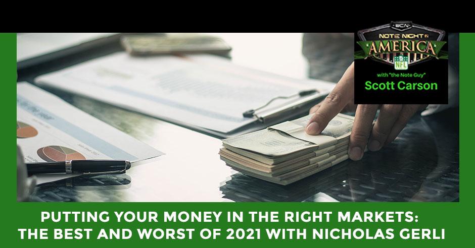 NNA 87 Nicholas Gerli | Best And Worst Markets